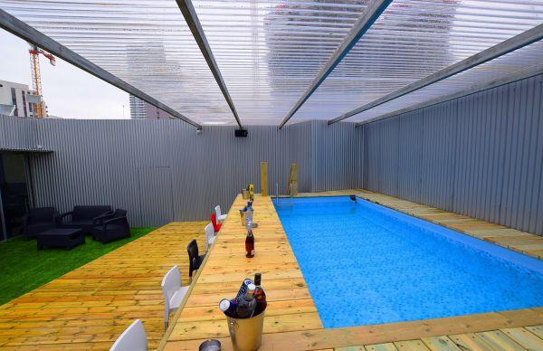 להפליא לופטים נופש בתל אביב - אינדיגו לופט Vip - לופט במישור החוף לנופש KX-76